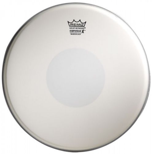 remo emperor x 14 coated snare drum head heavy duty highwood music. Black Bedroom Furniture Sets. Home Design Ideas