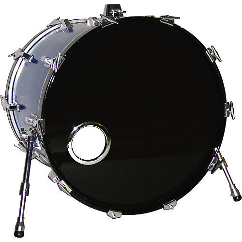 gibraltar 5 chrome bass drum hole protector port highwood music. Black Bedroom Furniture Sets. Home Design Ideas
